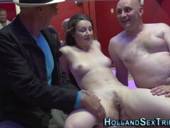 Dutch prostitute hardcore sex