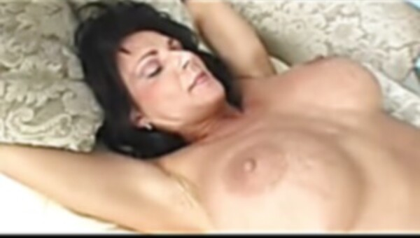 Mature Pouch Pounding MILF Deauxma Engulfs Thick-Frosted Body