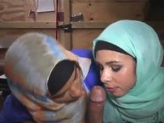 Arab makes love white lady first time Operation Pink slit Run