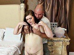 lange hængende bryster kæmpe pik
