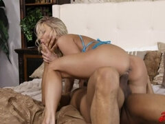 Katie Morgan Gets Fucked By a BBC