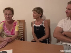 Czech Wife Swap (Czech AV): Czech Wife Swap 10 part 3