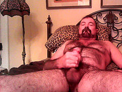 furry daddy bear Gets Nasty