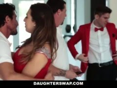 Daughter Swap - Fathers Trade Virgin Daughters on Prom Night