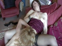 Sexy British sexually available mom lesbians 2