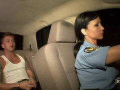 Jewels Jade Cop MILF Porn Video