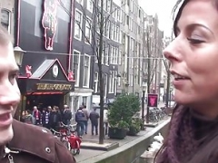 True euro tourist eats dutch hookers cunt