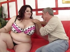 Sexy Fatty Stazi Has Her Snatch Pounded