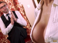 Baby Got Boobs (Brazzers): Tickling the Ovaries