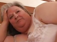 SSBBW Granny Backdoor Pounding