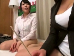 Xxx group fucking party with a nasty asiatic escort