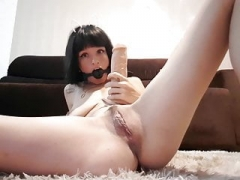 Baby Suicide - Sizeable toy and also ball gag