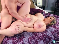 3 Cami's Fantasies Cum True - big ass